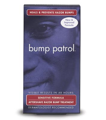 Bump Patrol Sensitive Strength Aftershave