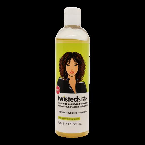 Twisted Sista Luxurious Clarifying Shampoo