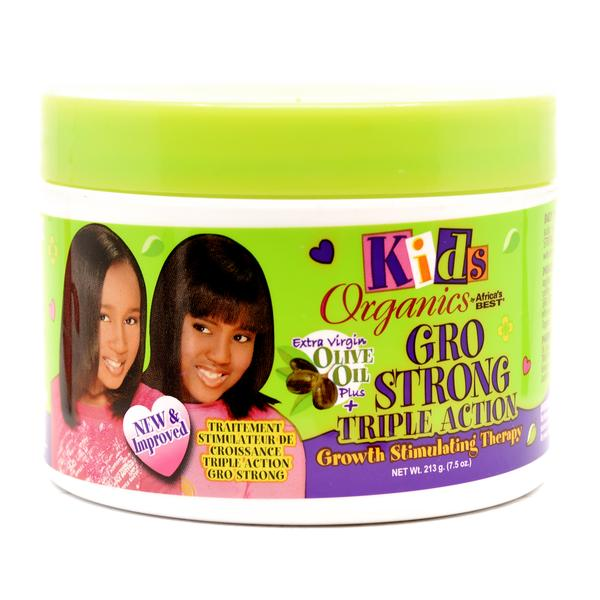 Kids Original Africa's Best Gro Strong Triple Action Growth Stimulating Therapy