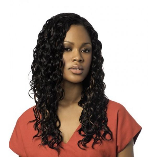 Sleek Crazy 4 Curls 100% Human Hair Italian Weave