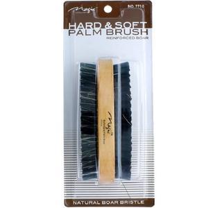 Magic Collection Hard/soft Palm Brush - 7710