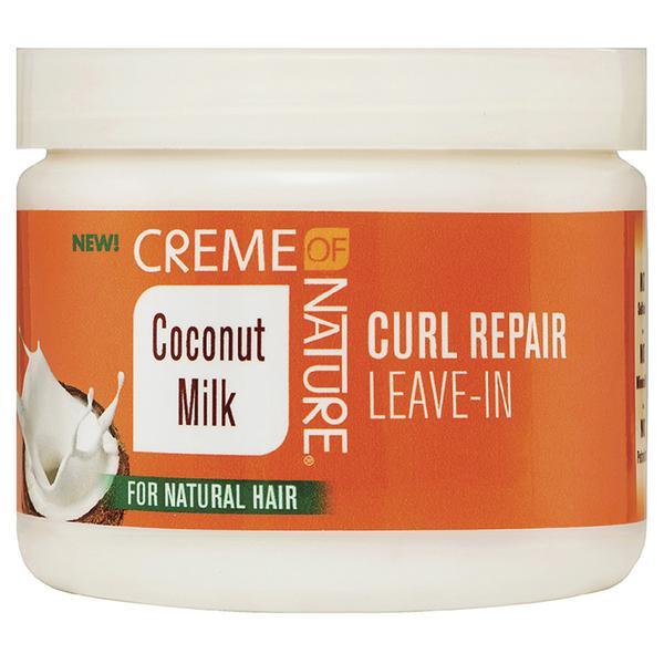 Creme Of Nature Coconut Milk Curl Repair Leave In