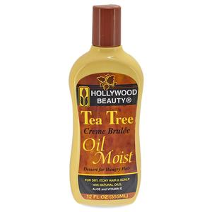Hollywood Beauty Tea Tree Oil Moist