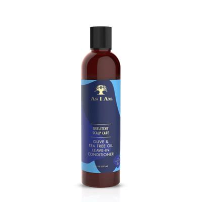 As I Am Olive And Tea Tree Oil Leave-in Conditioner