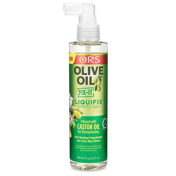 Ors Olive Oil Fix It Liquifix Spritz Gel