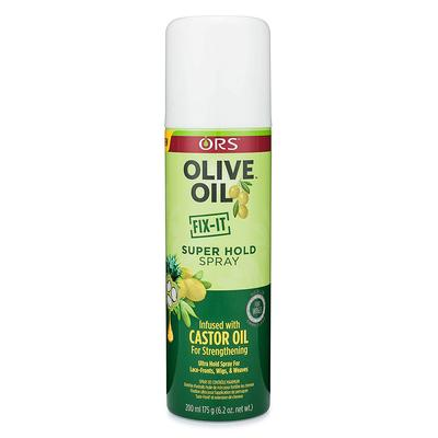 Ors Olive Oil Fix It Super Hold Spray