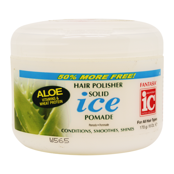 Ic Fantasia Hair Polisher Solid Ice Pomade
