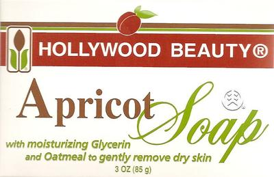 Hollywood Beauty Apricot Soap