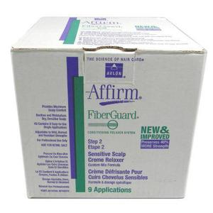 Avlon Fiberguard Sensitive Scalp Crème Relaxer (step 2) - 9application