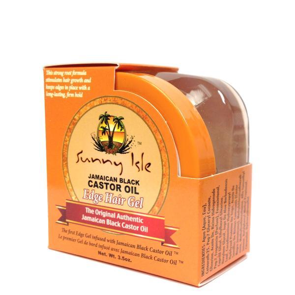 Sunny Isle Jamaican Black Castor Oil Edge Hair Gel
