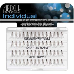 Ardell Natural Duralash Knot Free Flare Brown