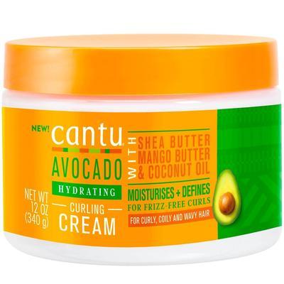 Cantu Avocado Hydrating Curling Cream