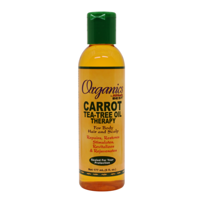 Original Africa's Best Carrot Tea-tree Oil Therapy