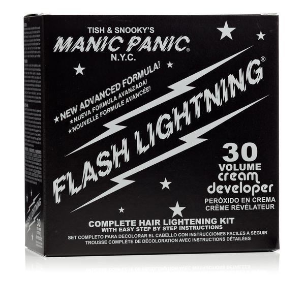 Manic Panic Flash Lightning Hair Bleaching Kit - 30vol