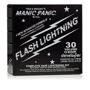 Manic Panic Flash Lightning Hair Bleaching Kit - 30vol