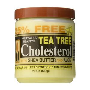 Hollywood Beauty Tea Tree Cholesterol