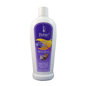 Rubee Natural Lavender & Oatmeal Moisturizing Lotion