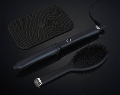 Ghd Curve Creative Curl Wand Gift Set + (oval Brush & Heat Mat)