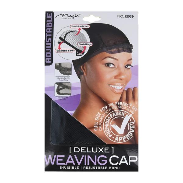 Magic Collection Women's Invisible Weaving Net - 2269Bla