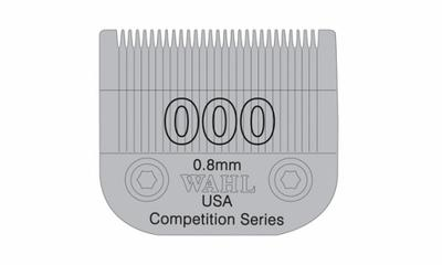 Wahl 2354-100 No.000; Cutting Length 0.8mm