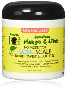 Jamaican Mango & Lime No More Itch Cool Scalp (mentholated)