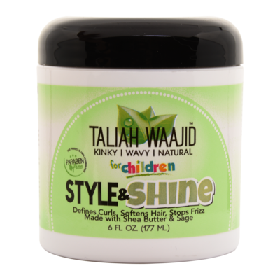 Taliah Waajid Herbal Style & Shine For Natural Hair