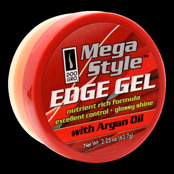 Doo Gro Mega Style Edge Gel With Argan Oil