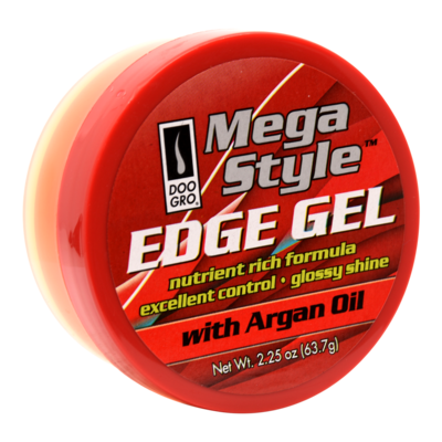 Doo Gro Mega Style Edge Gel With Argan Oil