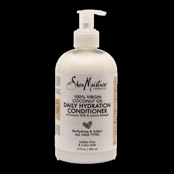 Shea Moisture 100% Virgin Coconut Oil Daily Hydration Conditioner