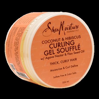 Shea Moisture Coconut & Hibiscus Curling Gel Soufflé