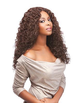 Sensationnel Empress Custom Synthetic Lace Wig - Italian Curl