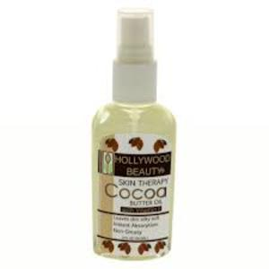Hollywood Beauty Skin Therapy Cocoa Butter Oil