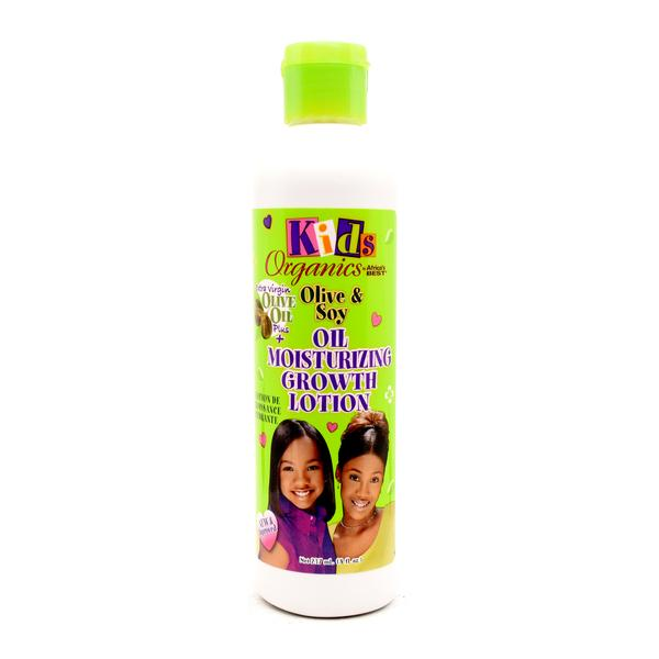 Kids Original Africa's Best Olive And Soy Moisturizing Growth Lotion