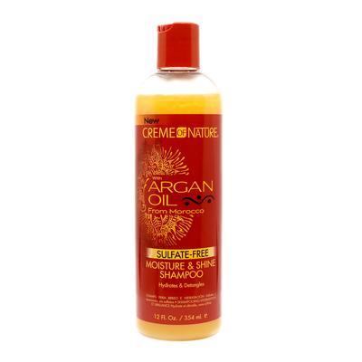 Creme Of Nature Argan Oil Moisture & Shine Shampoo