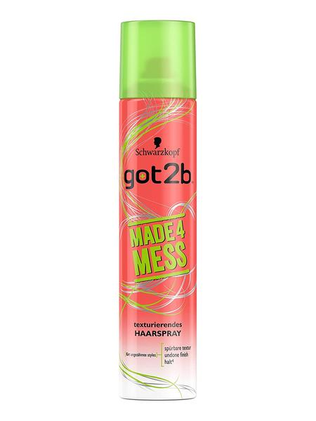 Got2b Made 4 Mess Hairspray