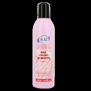 Haz Pure Acetone Nail Polish Remover