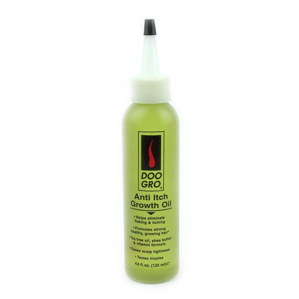 Doo Gro Anti Itch Growth Oil