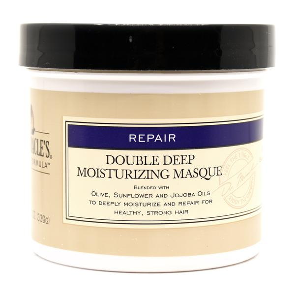 Dr Miracles Double Deep Moisturizing Masque