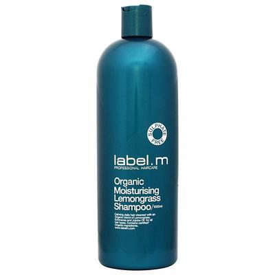 Label M Organic Lemongrass Shampoo