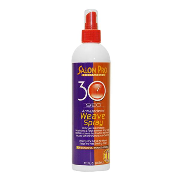 Salon Pro 30 Sec Weave Spray