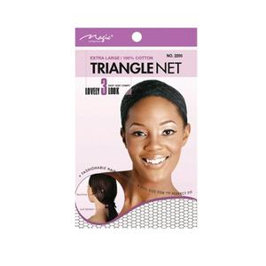 Magic Collection Women's Triangle Net ( 2205 )