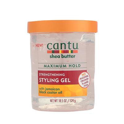 Cantu Shea Butter Strengthening Styling Gel