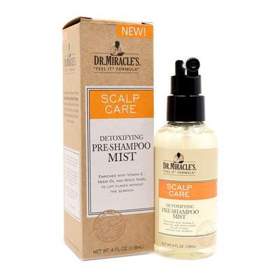 Dr Miracles Detoxifying Pre-shampoo Mist