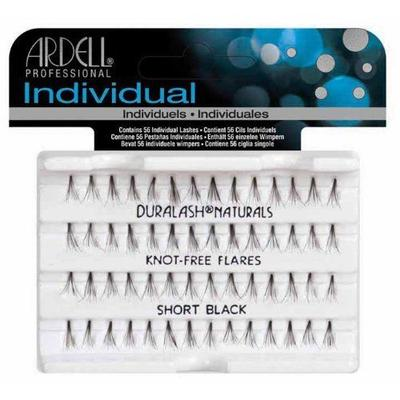 Ardell Natural Duralash Knot Free Flare Black