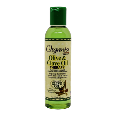 Original Africa's Best Olive & Clove Oil Therapy