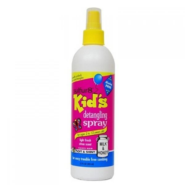 Sulfur 8 Detangling Spray For Kids