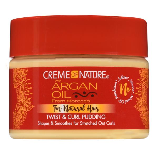 Creme Of Nature Twist And Curl Pudding