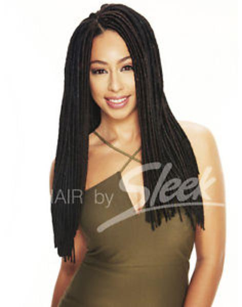 Sleek Synthetic Fashion Idol Jamaican Faux Locks 18''