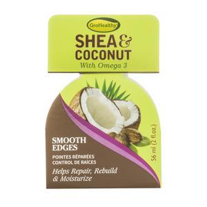 Sof N' Free Gro Healthy Shea & Coconut Smooth Edges