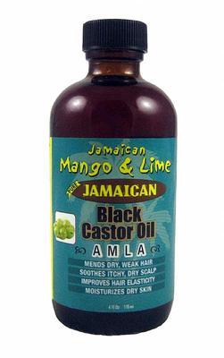 Jamaican Black Castor Oil (amla)
